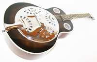 MPM Resonator Gitarre - TOP Sound - TBK