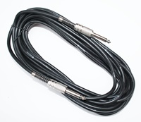 Audiokabel · Klinke 6,3 mm - Länge 7 meter (S27)